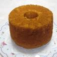 かぼちゃのシフォンケーキ15cm