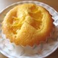 オレンジケーキ 伊予柑バージョン