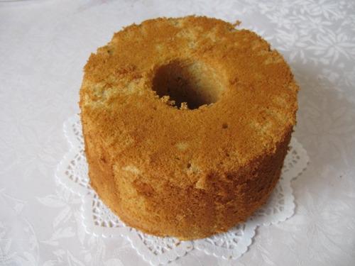 スィートポテトシフォンケーキ