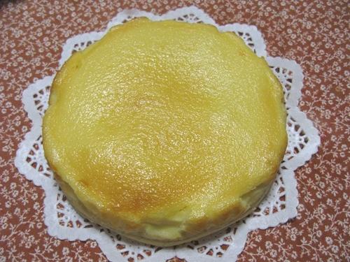 紅玉りんごのチーズタルト