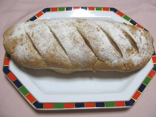 初めてのドイツパン