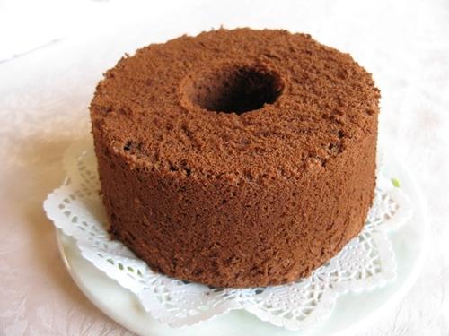 チョコバナナシフォンケーキ 15cm